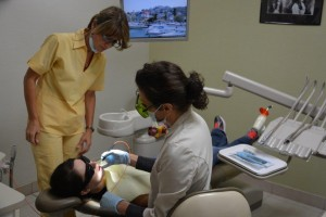 Dr. Anca Jivan laser dentistry